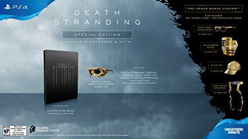 Death Stranding – PlayStation 4 Special Edition