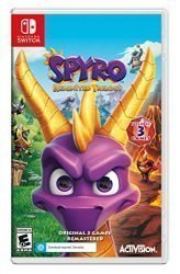 Spyro Reignited Trilogy – Nintendo Switch Standard Edition