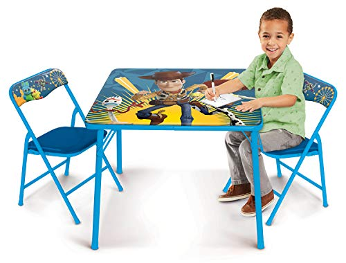 jakks pacific toy story activity table set with two chairs - Detailed Guide on How to Choose Perfect Table and Chairs for Kids