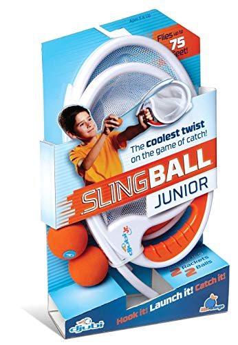 Djubi Junior – the Coolest Twist on the Game of Catch for Younger Players