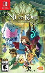 Ni no Kuni: Wrath of the White Witch – Nintendo Switch