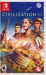 Sid Meier's Civilization VI – Nintendo Switch