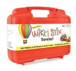 WikkiStix Traveler Playset