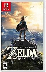 The Legend of Zelda: Breath of the Wild – Nintendo Switch