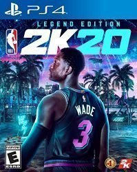 NBA 2K20 Legend Edition – PlayStation 4