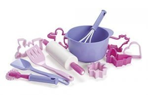American Educational Products DT-4399 Baking Set Activity Set, 8.58″ Height, 4.68″ Wide, 5.6552″ Length