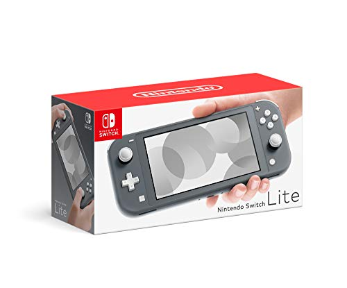 Nintendo Switch Lite – Gray