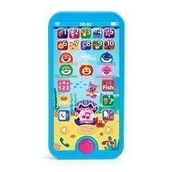 WowWee Pinkfong Baby Shark Smartphone – Educational Preschool Toy