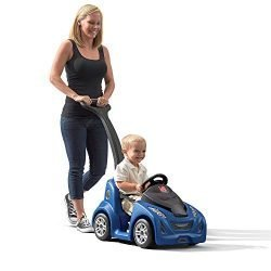 Step2 Push Around Buggy GT Push Car, Blue
