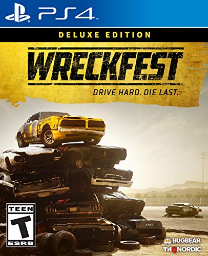 Wreckfest – Deluxe Edition – PlayStation 4