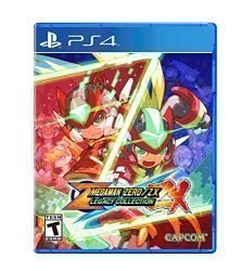 Mega Man Zero/Zx Legacy Collection – PlayStation 4 Standard Edition