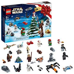 LEGO Star Wars Advent Calendar 75245 Building Kit, New 2019 (280 Pieces)