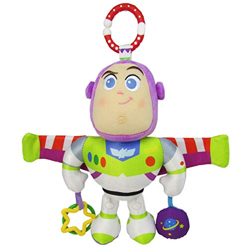 Disney Toy Story Buzz Lightyear On The Go Activity Toy