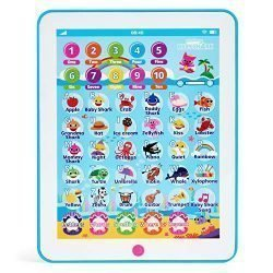 WowWee Pinkfong Baby Shark Tablet – Educational Preschool Toy