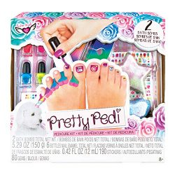 Fashion Angels Pretty Pedi Pedicure Set- Spa Gift Set For Girls