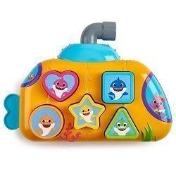 WowWee Pinkfong Baby Shark Melody Shape Sorter – Preschool Toy