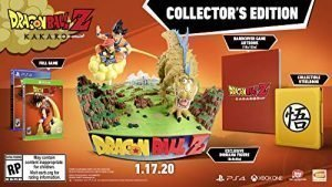 DRAGON BALL Z: Kakarot Collector's Edition – Xbox One