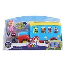 Muppets Babies Friendship School Bus