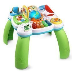 LeapFrog Toys Little Office Learning Center, Gift for Kids, Ages 6 Months to 36 Months, Multicolor