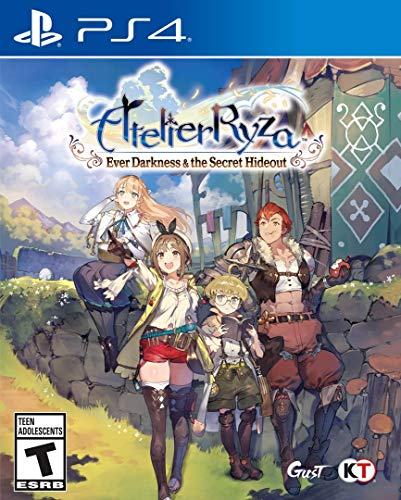 Atelier Ryza: Ever Darkness & The Secret Hideout – PlayStation 4