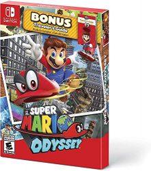 Super Mario Odyssey: Starter Pack – Nintendo Switch