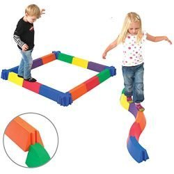 edx Education Balancing Path – 28 Pieces – Balance Toy for Kids