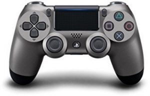 DualShock 4 Wireless Controller for PlayStation 4 – Steel Black