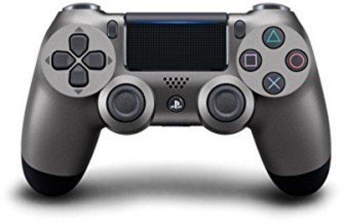 DualShock 4 Wireless Controller for PlayStation 4 – Steel Black