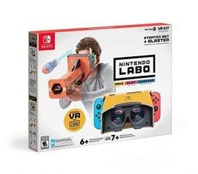 Nintendo Labo Toy-Con 04: VR Kit – Starter Set + Blaster – Switch