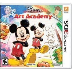 Disney Art Academy – Nintendo 3DS Standard Edition
