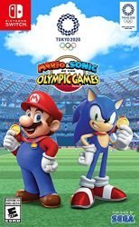 Mario & Sonic at the Olympic Games Tokyo 2020 – Nintendo Switch
