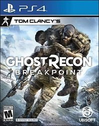 Tom Clancy's Ghost Recon Breakpoint – PlayStation 4