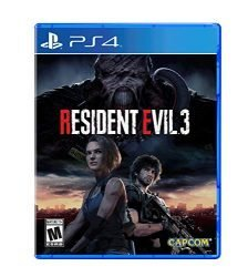 Resident Evil 3 – PlayStation 4