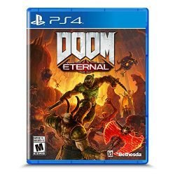 Doom Eternal – PlayStation 4 [Amazon Exclusive Bonus]