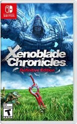 Xenoblade Chronicles: Definitive Edition – Nintendo Switch