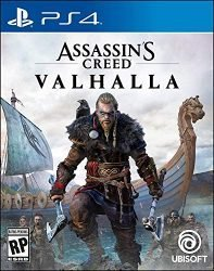 Assassin's Creed Valhalla – PlayStation 4 Standard Edition