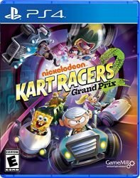 Nickelodeon Kart Racers 2: Grand Prix – PlayStation 4 Standard Edition