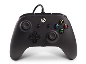 PowerA Enhanced Wired Controller for Xbox One – Black