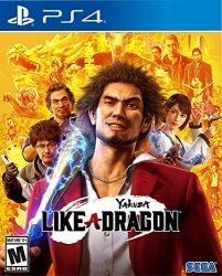 Yakuza: Like a Dragon – PlayStation 4
