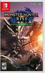 Monster Hunter Rise Deluxe Edition – Nintendo Switch
