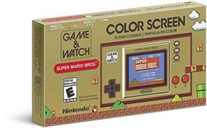 Nintendo Game & Watch: Super Mario Bros. – Not Machine Specific