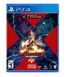 Streets of Rage 4 – Anniversary Edition – PlayStation 4