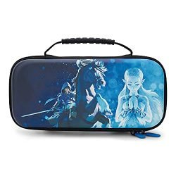 PowerA Protection Case for Nintendo Switch or Nintendo Switch Lite – Midnight Ride, Protective Case, Gaming Case, Console Case – Nintendo Switch
